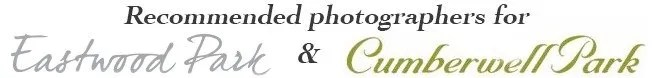 Recommended wedding photographers