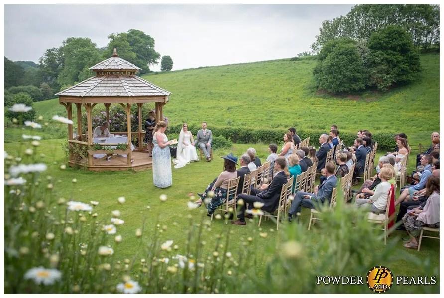Paschoe house wedding ceremony reading