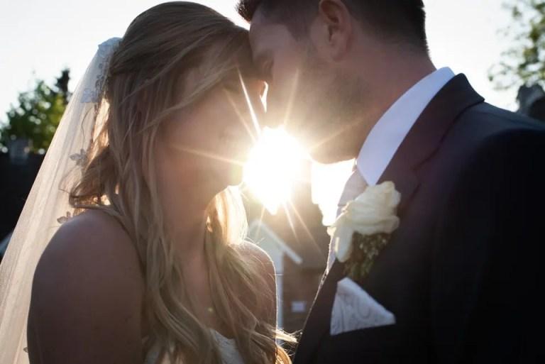 Eastwood Park wedding couple photography
