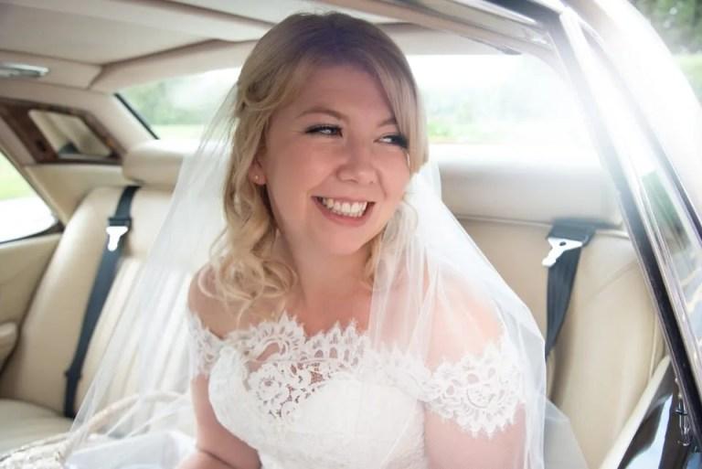 Eastwood Park bridal car