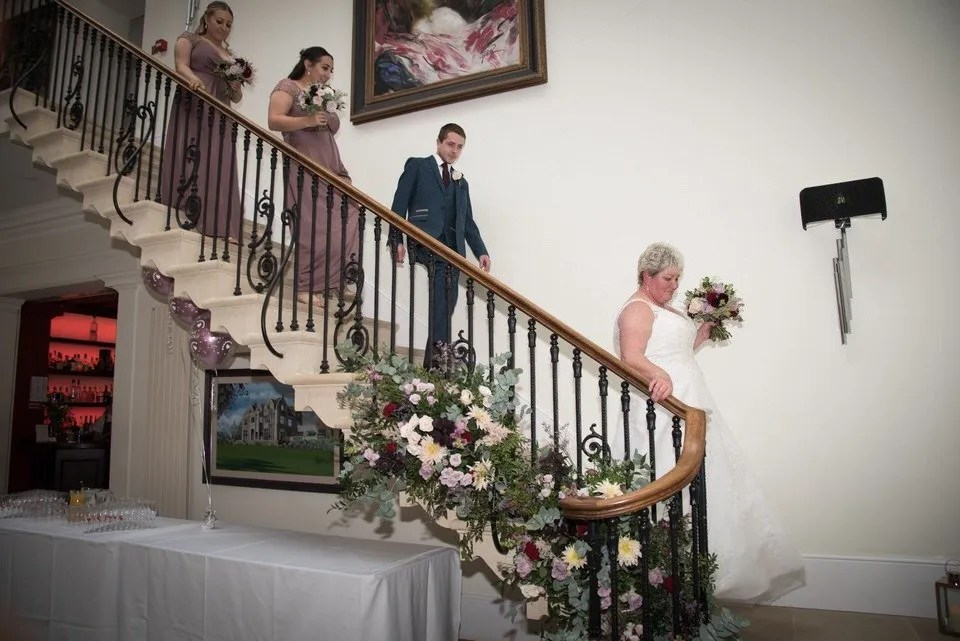 Old Down Manor Wedding in Bristol