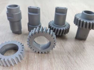 Powder Metallurgy 3D printing