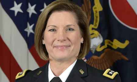 A Woman Will Lead Army Reserve For The First Time In Its History