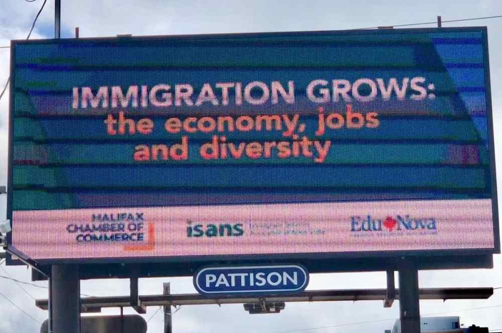 Billboards of immigrations violators to be put up before elections
