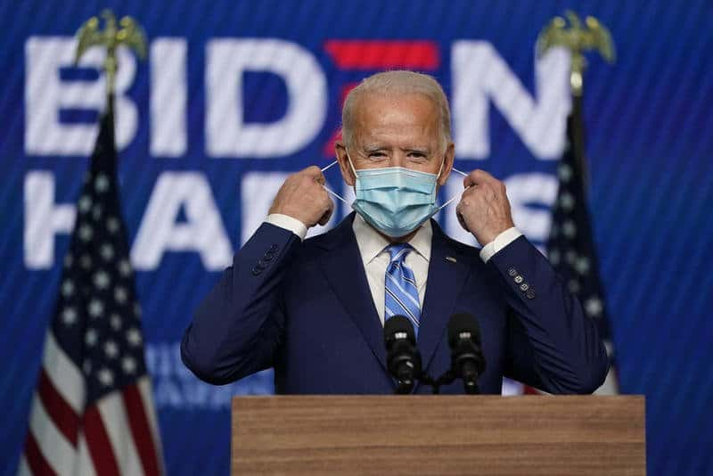 Biden Says Vaccine Distribution Going Slower Than Expected