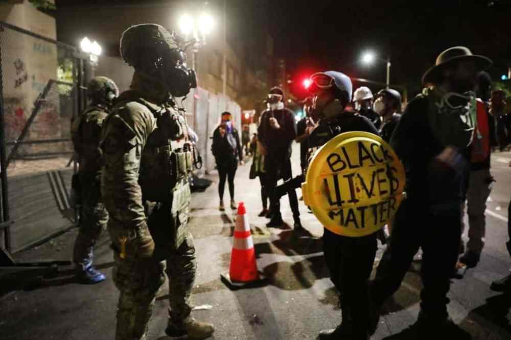 Oregon Activists Seek Justice After The Fatal Shooting Of Black Teenager