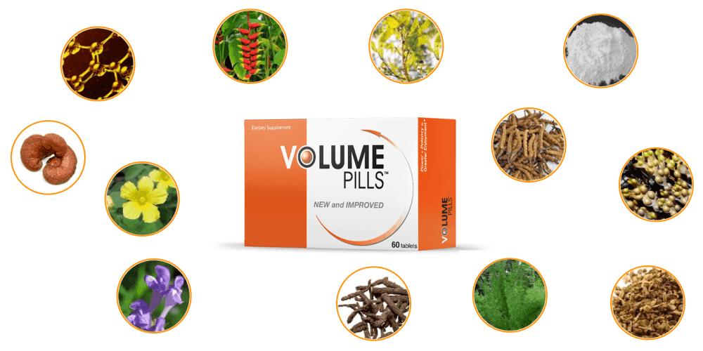 Volume Pills Reviews-ingredients