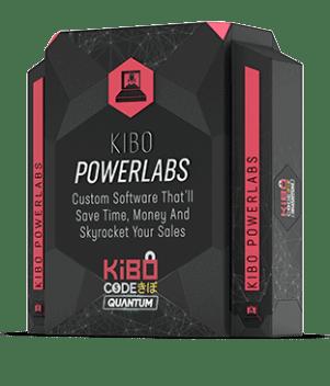 Kibo code quantum PowerLabs