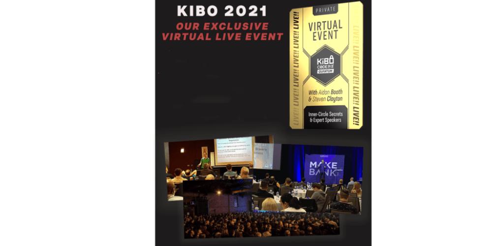 Kibo Code QUANTUM 2021 Virtual Event
