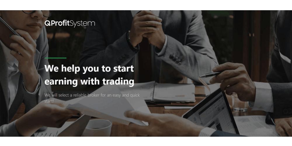 Q Profit System reviews
