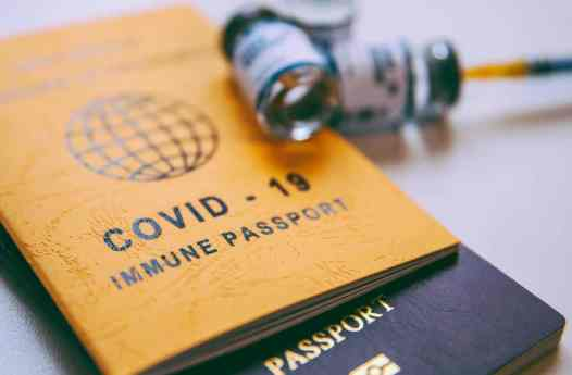 Vaccine Passports Raise Ethical Issues For Biden Administration