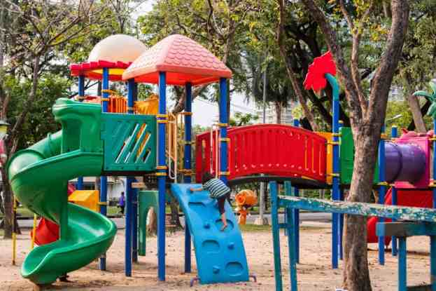 Are Playgrounds Is Safer