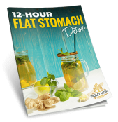 12-Hour Flat Stomach Detox Guide