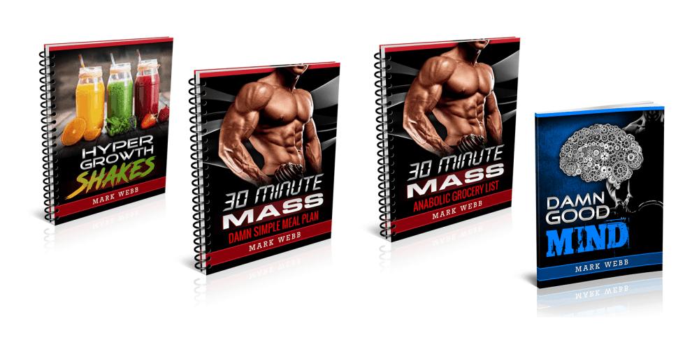 30 Minute Mass Bonuses