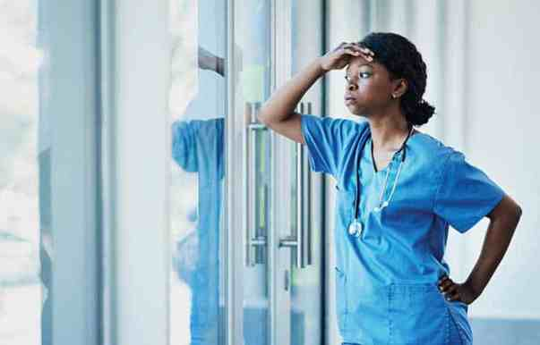 Stressed-Out Nurses Commit More Mistakes
