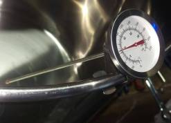 Clip on Temperature Gauge 5