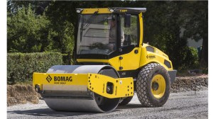 BOMAG BW 177 DH5 Single Drum Vibratory Roller  Power