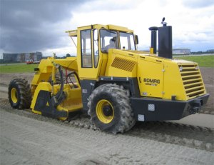 BOMAG MPH1222 Asphalt Recycler  Soil Stabilizer  Power