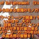 Feel of Enlightenment (Vlog)パワーストーンすがり付き系の人では活用には至れない安価な水晶の爆発的なエナジー効果をパワーストーン嫌いのエナジーワーカーが解説!