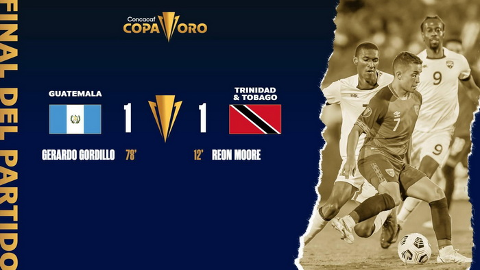 T&T's Gold Cup campaign comes to an end