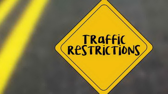 Traffic Restrictions along E.M.R , San Juan today as WASA conducts emergency repairs