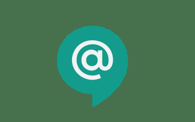 Hangout Chat logo