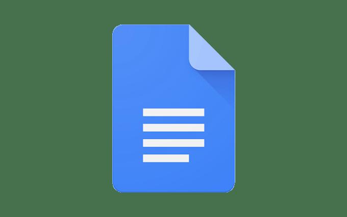Documenti Google logo