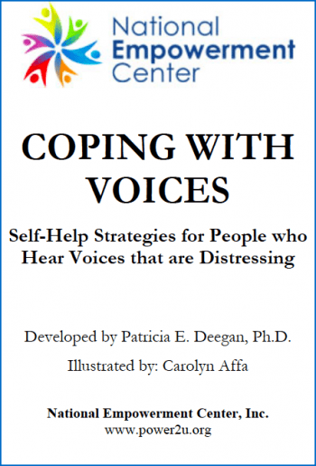 Coping With Voices: Self-Help Strategies for People who Hear Voices that are Distressing