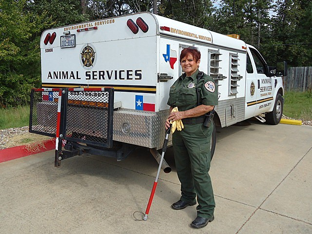 Animal Control Officer Diana Slider Retires  PHOTOS VIDEOS