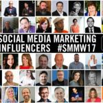 50 Social Media Marketing Influencers to Follow in 2017 #SMMW17