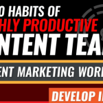 Digital Marketing News: Productive Content Teams, Google Shopping & Snap to Store
