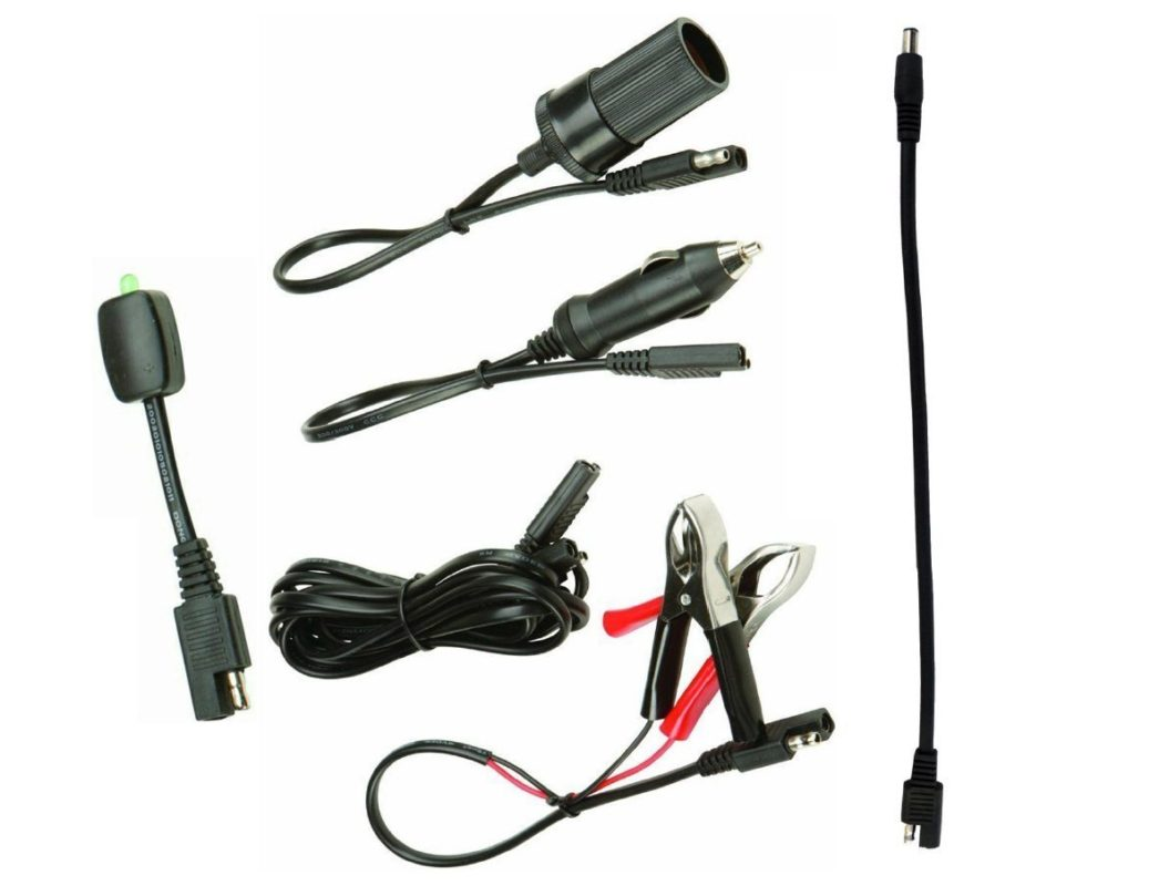 Connect Cables Best Car Battery Charger