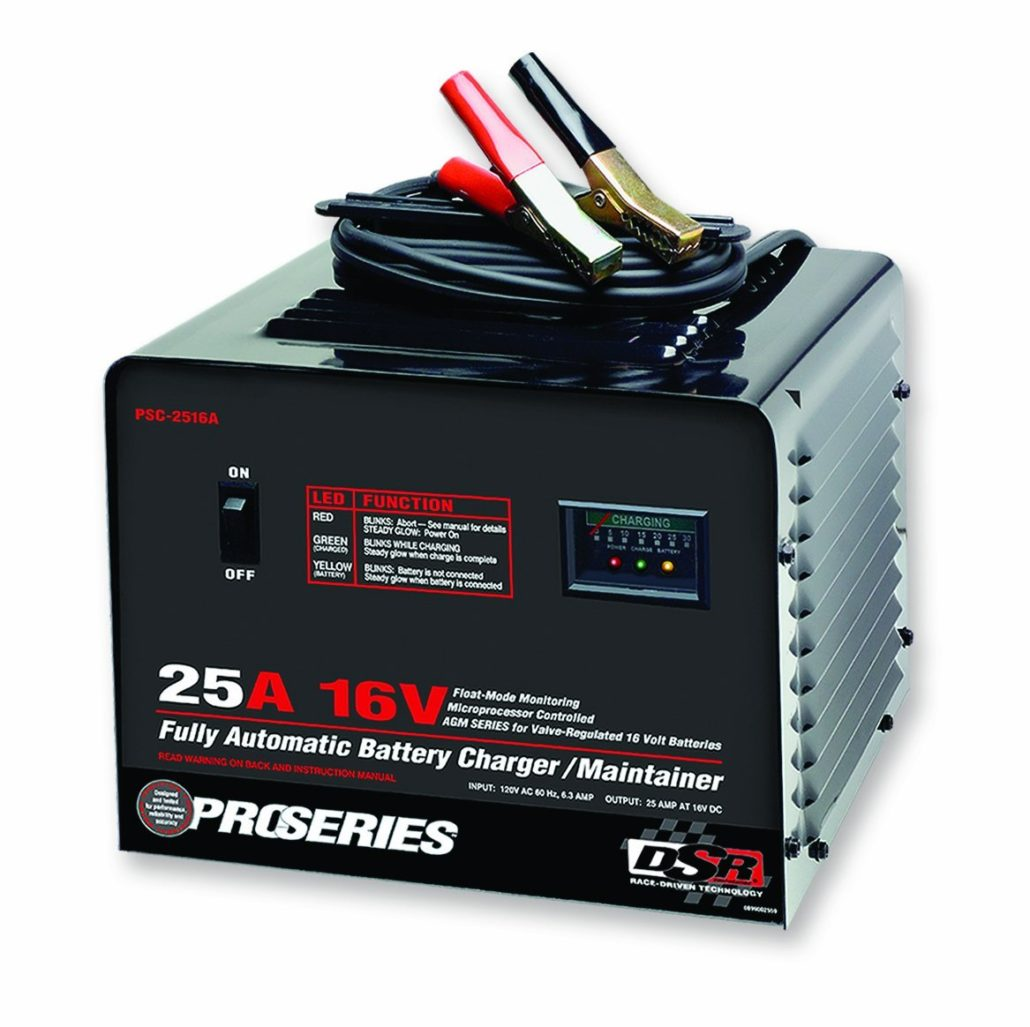Charger Battery Best Truck
