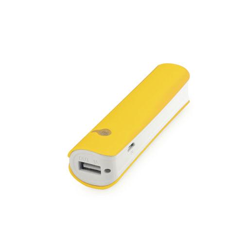 Power Bank Hicer-jaune-2200 mAh