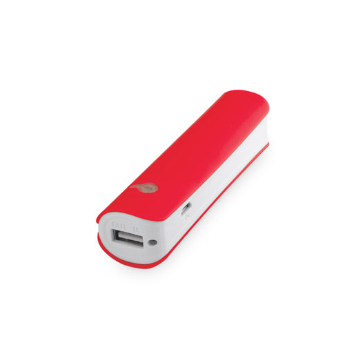 Power Bank Hicer-rouge-2200 mAh