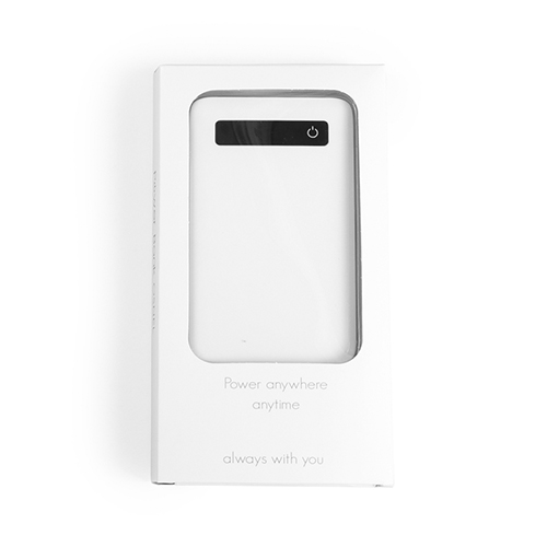 Power Bank Osnel-package-4000-mAh
