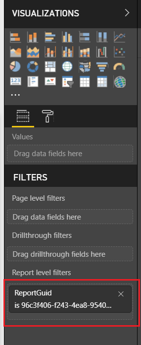 Report Filters