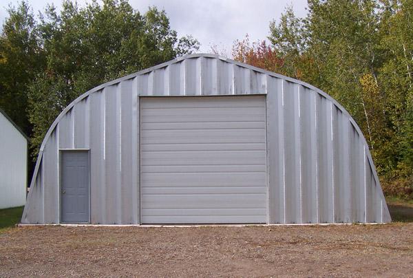A Model Quonset Hut Metal Building KitsPowerbilt Steel