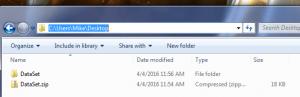 UnZipped Files