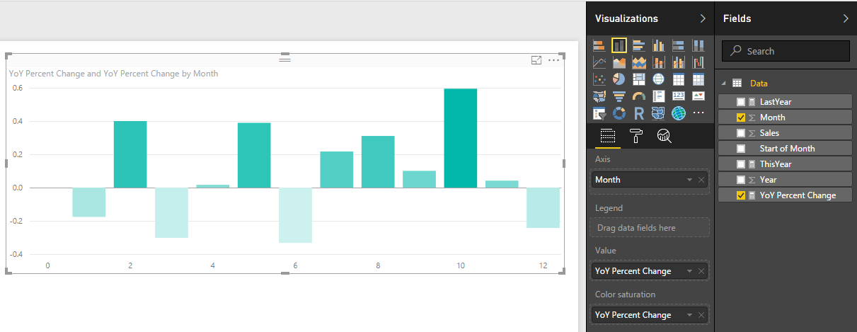 Add Stacked Column Chart