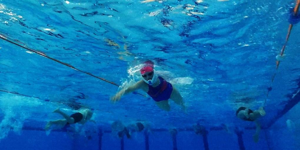 Milestone Swimming Club POWERBREATHER
