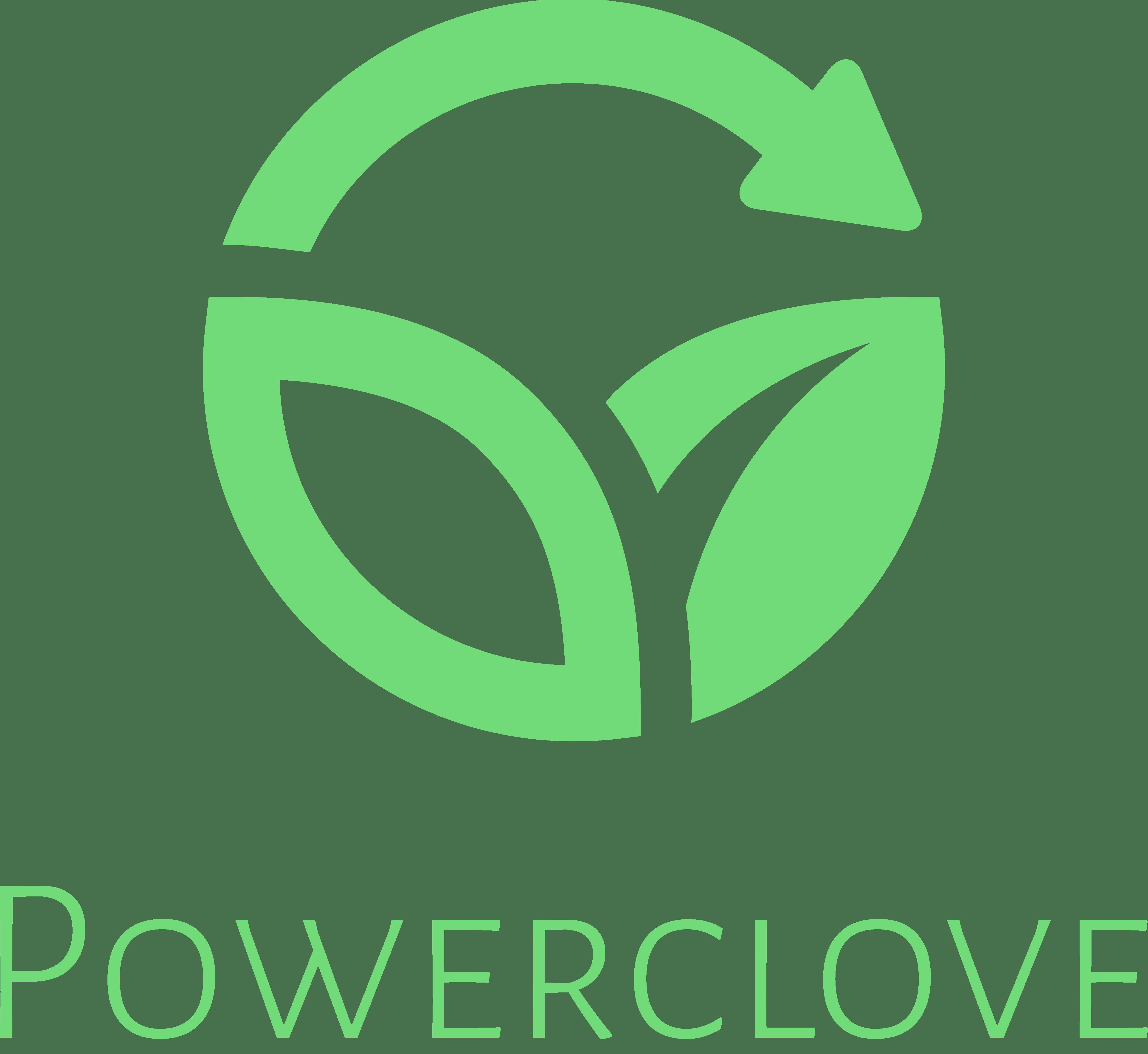 Powerclove Logo L
