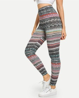 Women Stretchy Sexy Sporting Trousers