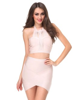 New sexy bodycon bandage party prom casual skirt