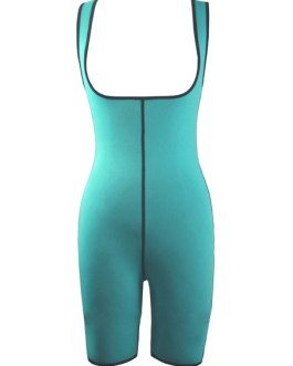 Full Body Shaper Athletic Extreme Curves Shaping Bodysuit With Zip