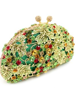 Crystal Beaded Evening bags