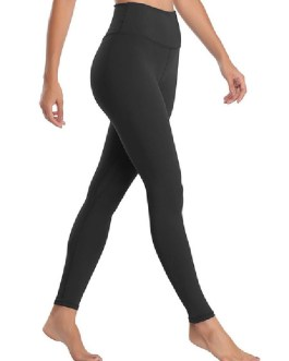 Casual Skinny Polyester Natural Waist Solid Color Trousers