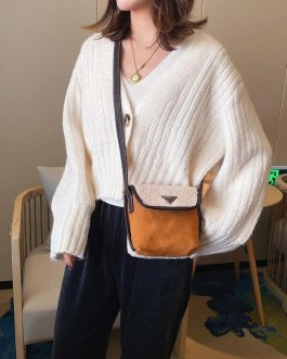 Daily Casual Flap Shoulder Messenger Sling Bags