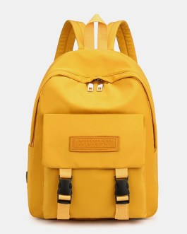 Anti theft Casual Small Backpack School Bag