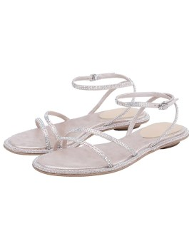 Casual Fashion Ankle Strap Flat Sandals